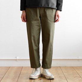 work pants / カーキ