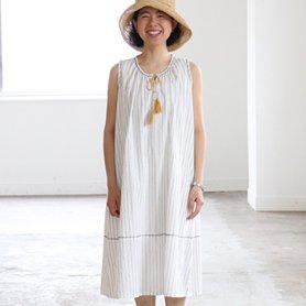 holiday room dress ホワイト[30%OFF]