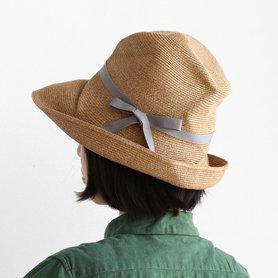 BOXED HAT 101 / ミックスブラウン×グレー[CLASKA 別注色]