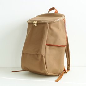BACKPACK 400 デザート/タン