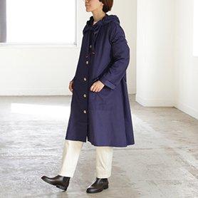 Rain Coat ブルーカーボン