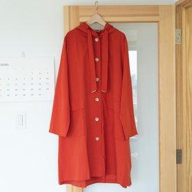 Rain Coat オレンジ