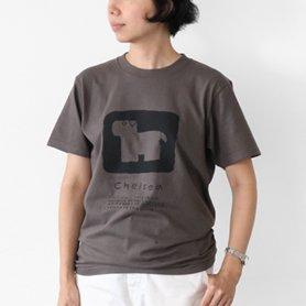 T-shirts chelsea グレー