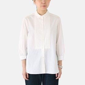 pin tuck shirts