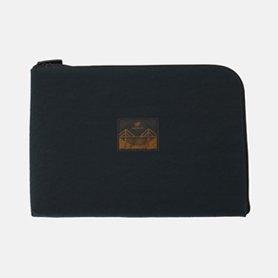 Laptop Case Large Deep Green