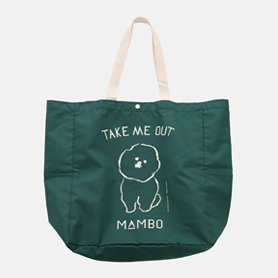 「CLASKA(クラスカ)」のMAMBO(マンボ)TAKE ME OUT ナイロンマルシェトート