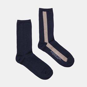 「KARMAN LINE(カーマンライン)」のGEMINI Iライン配色の靴下
