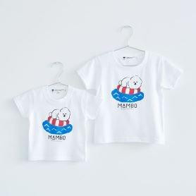 MAMBO Tシャツ SUMMER キッズ ( 80 / 100 )