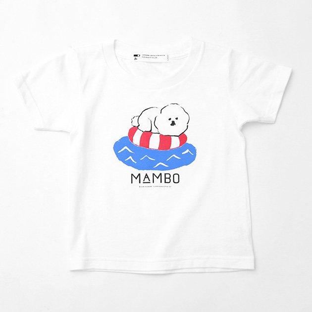 MAMBO Tシャツ SUMMER 80 キッズ