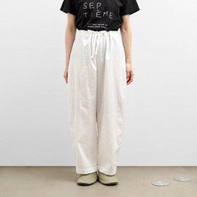 DO Pajamas PANTS / ホワイト