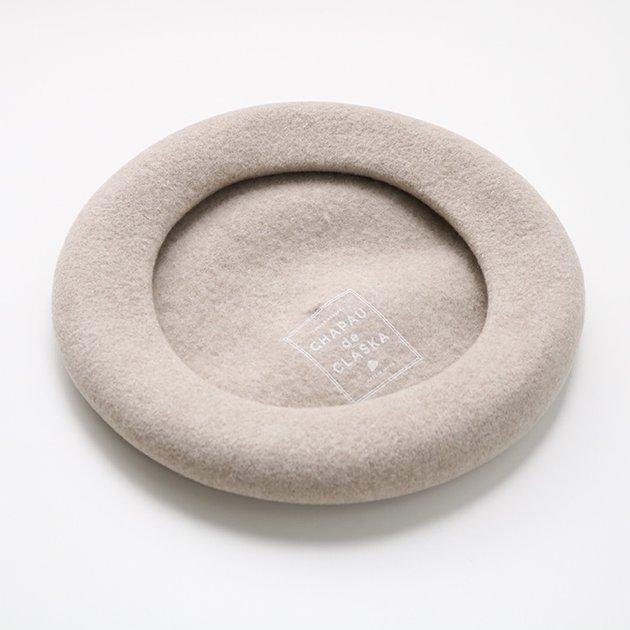 「CLASKA(クラスカ)」のベレー帽