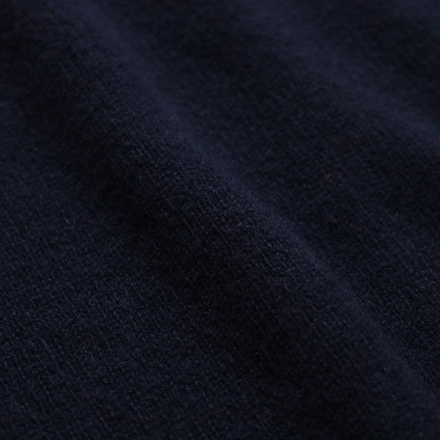 「CLASKA(クラスカ)」のエルボーパッチセーター タートル