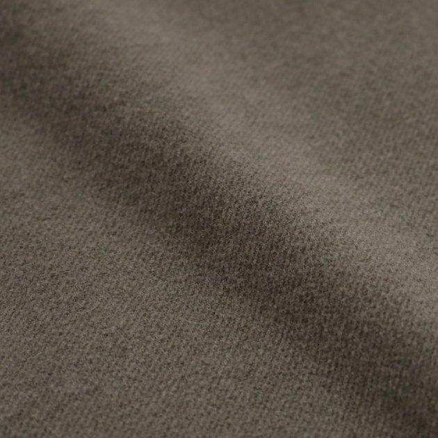「CLASKA(クラスカ)」発のアパレルブランド「HAU(ハウ)」のパンツ「warm skin(ワームスキン)」の生地