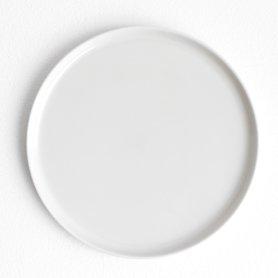 ドーのプレート / ホワイト