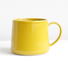 ドーのマグカップ スリム / イエロー