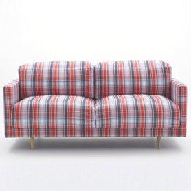 Bread Arm Sofa [張り地 2種類]