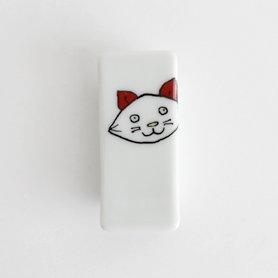 箸置 / 子猫