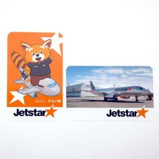 ジェットスターICカード用シール (1枚入)