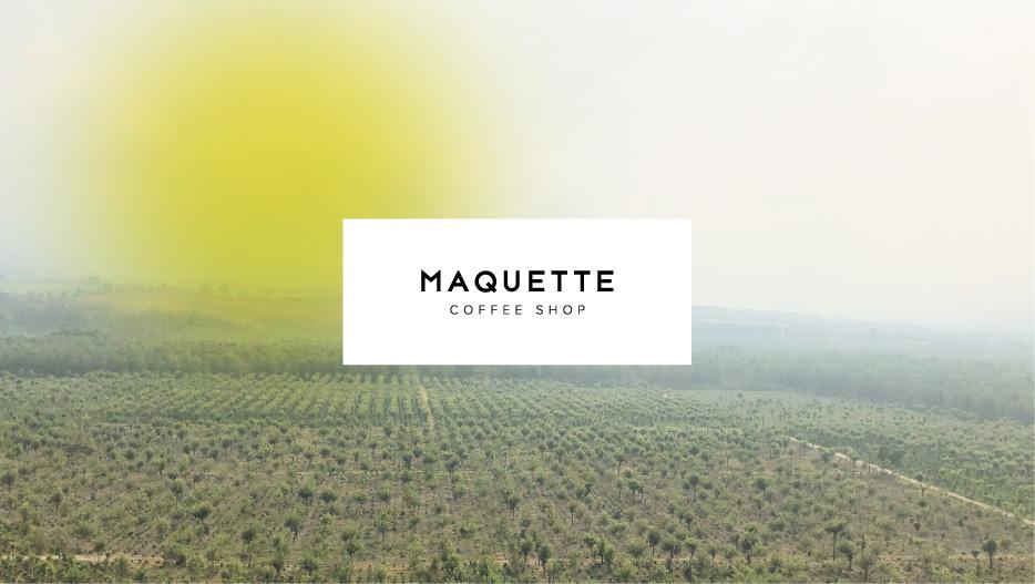 MAQUETTE COFFEE SHOP