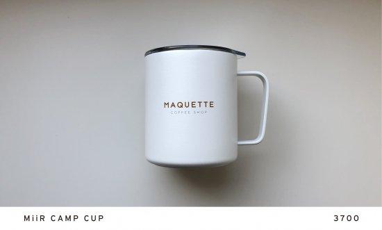 MAQUETTE ORIGINAL MiiR CAMP CUP
