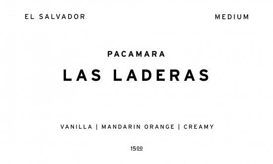 LAS LADERAS  |   EL SALVADOR  /200g