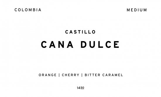 CANA DULCE | COLOMBIA  /200g