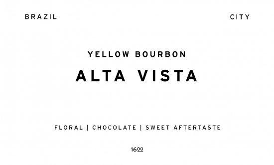 ALTA VISTA  |  BRAZIL /200g