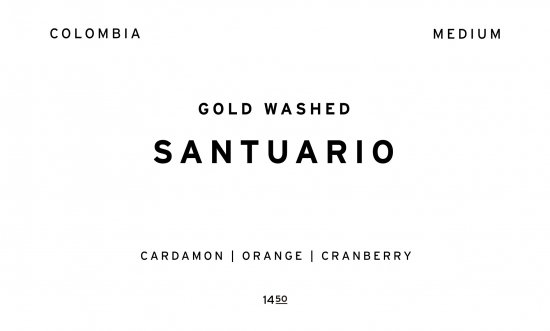 SANTUARIO | COLOMBIA  /200g