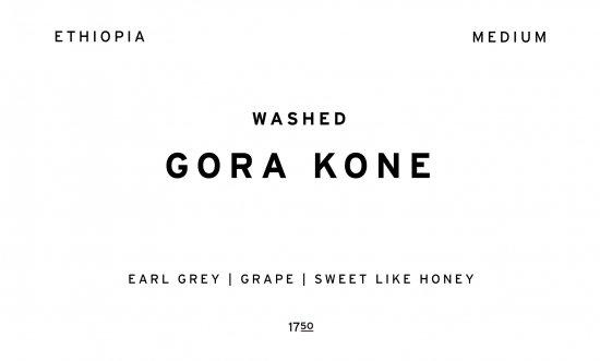 GORA KONE  |  ETHIOPIA  /200g