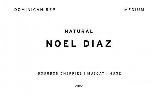 NOEL DIAZ  |  DOMINICAN REP.  /200g