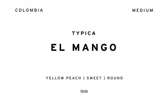EL MANGO   COLOMBIA  /200g