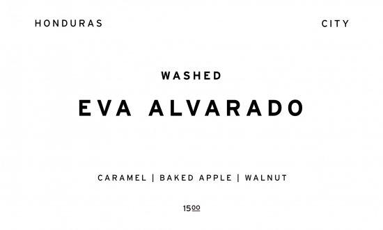 EVA ALVARADO    HONDURAS  /200g