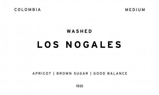 LOS NOGALES     COLOMBIA  /200g