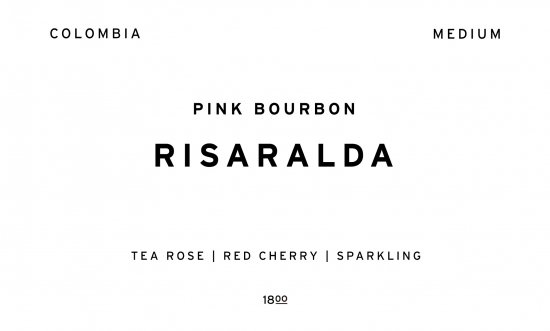 RISARALDA     COLOMBIA  /200g