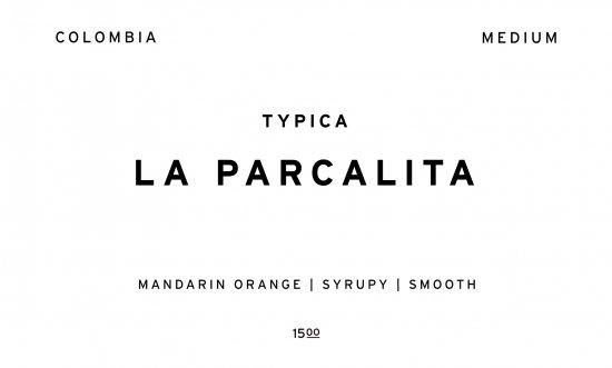 LA PARCELITA     COLOMBIA  /200g