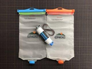 CNOCフィルターシステム(浄水器と水コンテナのセット)