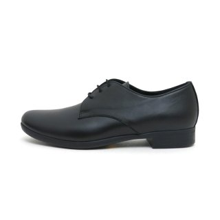 <span> chausser[ショセ]</span>TRAVEL SHOES by chausser TR-008 レースアップシューズ BLK