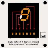デジタル表示器 1
