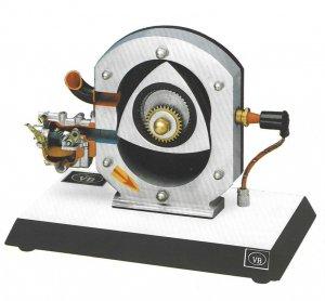 ロータリーエンジン説明模型