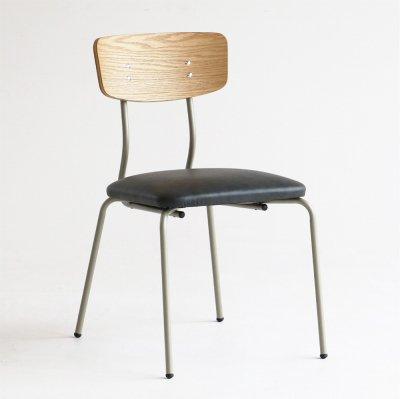 drip Cafe Chair(Wood)
