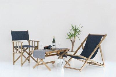 LUFT Chair -デニム-