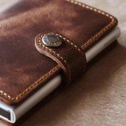 SECRID セクリッド(シークリッド) ミニウォレットヴィンテージ Mini Wallet Vintage カードケース 財布