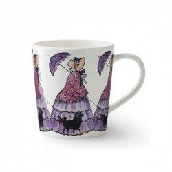 Elsa Beskow エルサべスコフ 手付きマグカップ Aunt Lavender ラベンダーおばさん デザインハウス ストックホルム / DESIGN HOUSE Stockholm