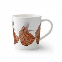 Elsa Beskow エルサべスコフ 手付きマグカップ Aunt Brown ちゃいろおばさん デザインハウス ストックホルム / DESIGN HOUSE Stockholm