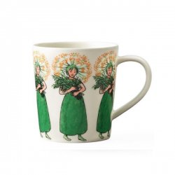 Elsa Beskow エルサべスコフ 手付きマグカップ Mrs dill ミセスディル デザインハウス ストックホルム / DESIGN HOUSE Stockholm