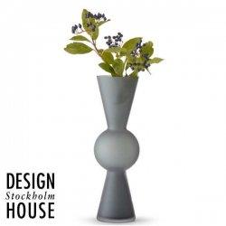 花瓶 北欧 おしゃれ Bon Bon Vase グレイ デザインハウス ストックホルム / DESIGN HOUSE Stockholm