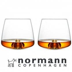 ノーマンコペンハーゲン ウィスキーグラス normann COPENHAGEN Whiskey Glass 2個セット