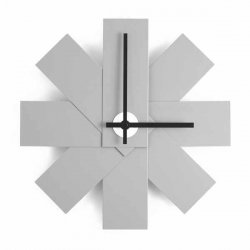 <img class='new_mark_img1' src='https://img.shop-pro.jp/img/new/icons29.gif' style='border:none;display:inline;margin:0px;padding:0px;width:auto;' />normann COPENHAGEN ノーマンコペンハーゲン 壁掛け時計 Watch Me Wall Clock グレイ