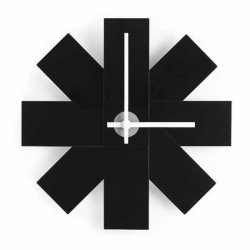 <img class='new_mark_img1' src='https://img.shop-pro.jp/img/new/icons29.gif' style='border:none;display:inline;margin:0px;padding:0px;width:auto;' />normann COPENHAGEN ノーマンコペンハーゲン 壁掛け時計 Watch Me Wall Clock ブラック