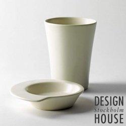 デザインハウス ストックホルム スピン マグ / DESIGN HOUSE Stockholm Spin MUG ホワイト